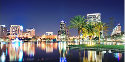 Cross-Country Fares to/from Orlando on Amtrak