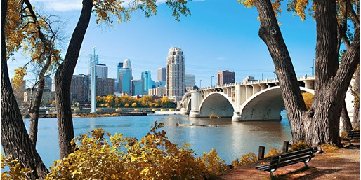Cross-Country Fares to/from Minneapolis on Amtrak