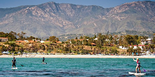 Amtrak Cross-Country Fares to/from Santa Barbara