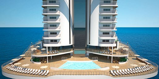 Caribbean Cruise on MSC's Newest Mega-Ship, From $539
