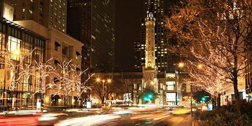 $101 -- Chicago 4-Star Hotel w/$25 Credit, 50% Off