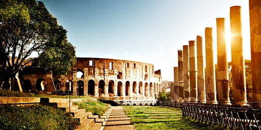 Rome & Sorrento 6-Night Vacation w/Sightseeing, From $1,272