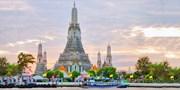 $4069 & up  -- Southeast Asia Trip w/Cruise, $299 R/T Air