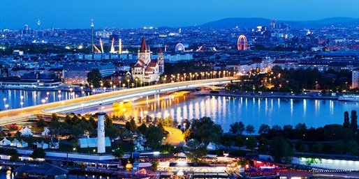 Danube River 8-Night Spring Cruise from Vienna, From $1,631