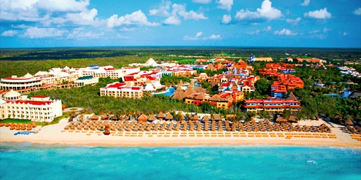 $769 & up -- Cancun: Iberostar Garden Bungalow Escape w/Air