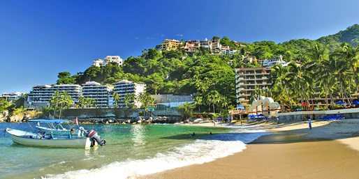 Puerto Vallarta All-Incl. Beach Trip from LA, From $519