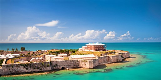 Oceanview: 7-Nt. Bermuda Cruise w/Credit, From New York City