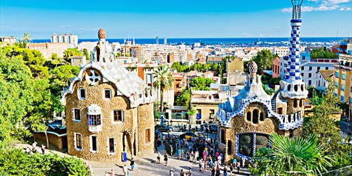 New York to Barcelona on Air France, Roundtrip, From New York City