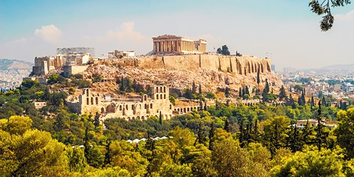 Athens, Greece from Atlanta this Summer, Roundtrip, From $828