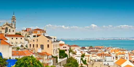 Lisbon, Portual, Roundtrip, From New York City