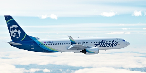 Alaska Airlines Fares, O/W, From Washington D.C.