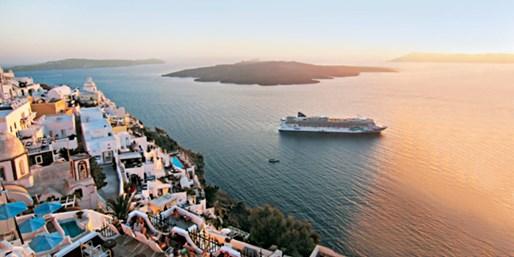 Book a 7-Day Mediterranean Cruise w/Norwegian, From $599