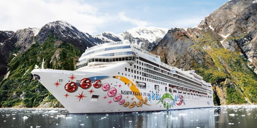 7-Day Alaska Cruise on Norwegian w/Free Offers, From $824