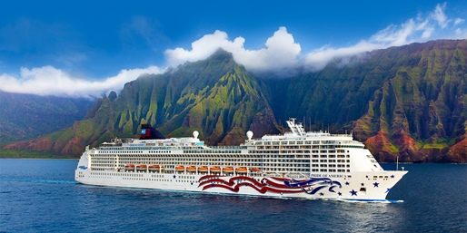 Weeklong Hawaii Cruise with Norwegian, From $899