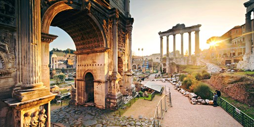 London, Paris & Rome: 9-Night Guided Trip, $600 Off