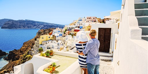 Greek Island Hopping + Athens for 8 Nights, From $1,373