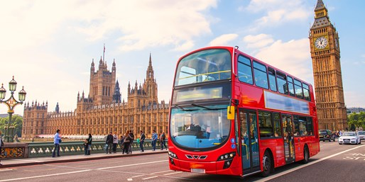 London Nonstop from Los Angeles, R/T, From $1,117