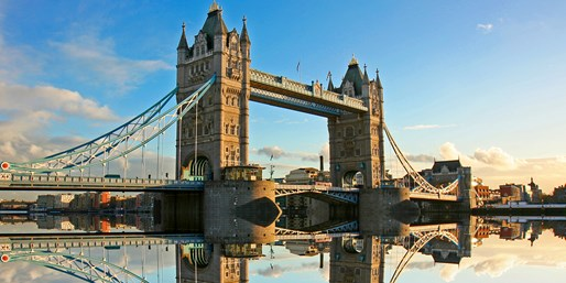 London Nonstop in Premium Economy from LA, From $1,864