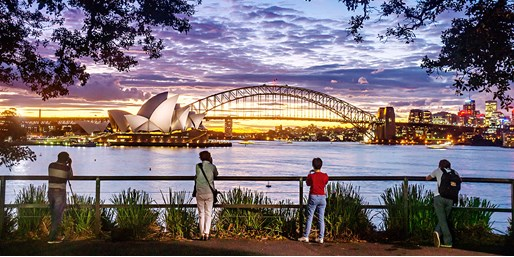 Flights to Australia from the West Coast, R/T, From $1,238