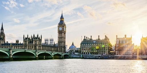 London in Premium Economy from LA (R/T), From $1,462