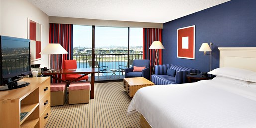 San Diego: 4-Star Starwood Sale, From $122
