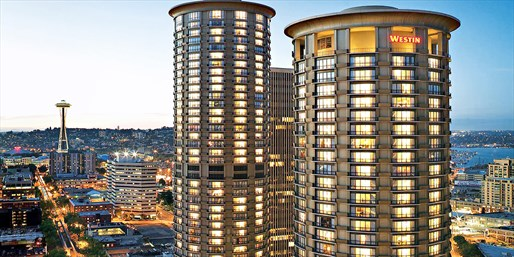 Seattle: 4-Star Downtown Westin w/Extras, From $217