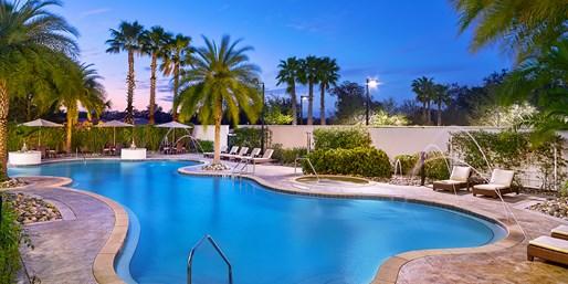 Orlando 4-Star Hotels through Summer, $100 Off