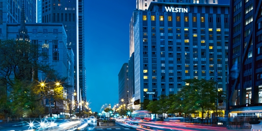 Chicago: 4-Star Starwood Hotel Summer Sale, From $170