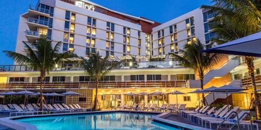 Miami: New South Beach Hotel, Save 35%, From $159