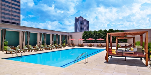 Weekends at 4-Star Dallas Westin Hotel, From $129