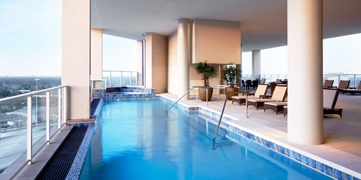 Houston: Weekends at 4-Star Hotel, Save 50%, From $99