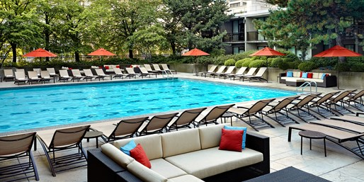 Toronto: Weekends at Downtown Sheraton, From $107
