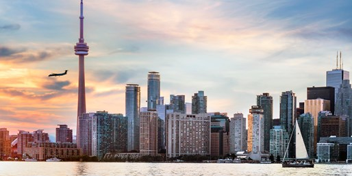 Toronto: Waterfront Westin Hotel incl. Weekends, From $107