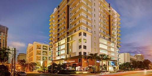 Starwood Hotels in Miami incl. Spring Break
