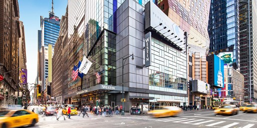 Sundays at NYC 4-Diamond Hotel in Times Square, From $254