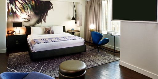 Weekends at W Hotel near Boston Common, From $229