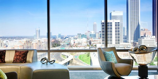 Atlanta: Weekends at Downtown W Hotel, From $148