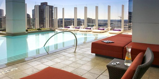 Atlanta: Spring Weekends at Downtown W Hotel, From $151