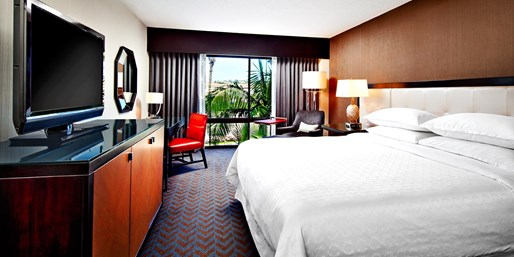 San Diego: Weekends at Sheraton Hotel, From $110