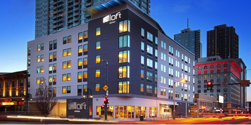 Weekend Stays at Downtown Denver Hotel, From $152