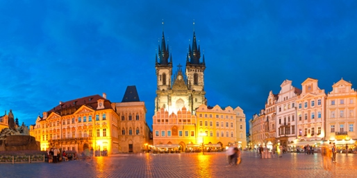 Eastern Europe 5-Country Tour in 9 Nights, From $1,350
