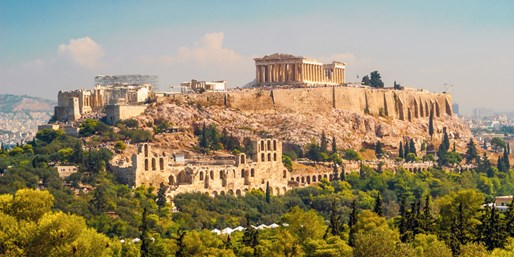 Summer in Greece: 7-Night Guided Vacation, From $1,795