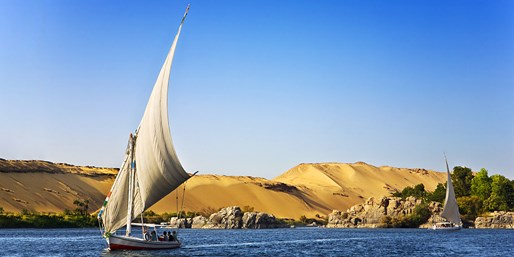 Egypt 7-Night Vacation w/Nile River Cruise, From $1,056
