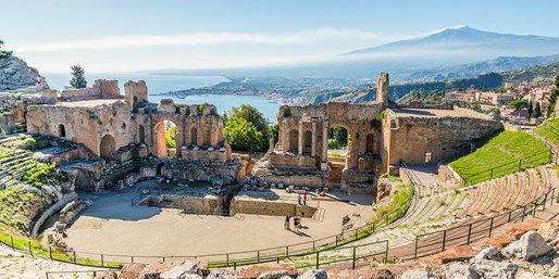 Highlights of Italy & Sicily 8-Night Guided Trip, From $1,250