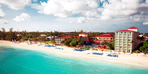 £118 & up -- Bahamas All-Inc Beach Resort, 50% Off