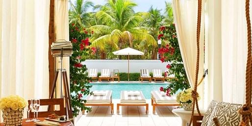 $213 -- South Beach 4-Star Hotel w/Breakfast, 40% Off