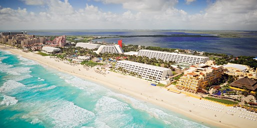 Cancun 4-Nt. Mega-Resort Trip w/Air, Kids Free, From $569