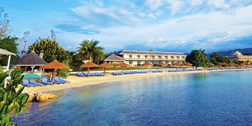 4.5-star Jamaica Secluded Oceanview Trip w/Air, From $829