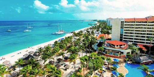 Aruba 4-Star Getaway w/Meals, Air & Credit, From $1,249