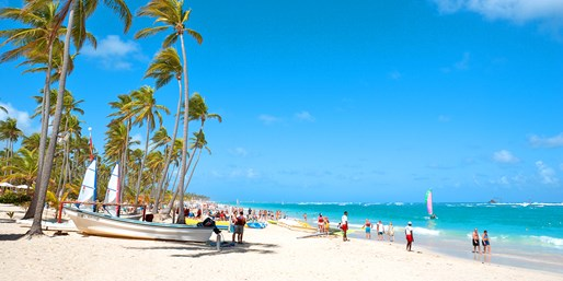 Adults-Only Punta Cana Escape w/Meals, From New York City